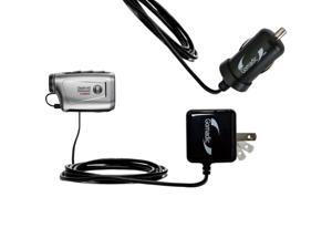 Car & Home Charger Kit compatible with the Bushnell Hybrid Laser GPS