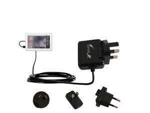 International Wall Charger compatible with the Cowon A5