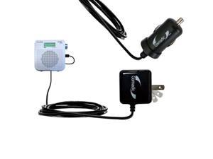 Car & Home Charger Kit compatible with the PURE One Mini Series 2