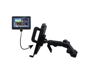 Headrest Holder compatible with the Samsung Galaxy Note 10.1 Tablet