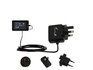 International Wall Charger compatible with the AGPtek 7 8 9 10 Inch Tablets
