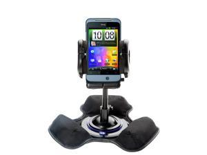 Dash and Windshield Holder compatible with the HTC Desire S