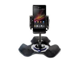 Dash and Windshield Holder compatible with the Sony Xperia M