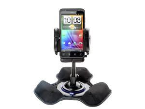 Dash and Windshield Holder compatible with the HTC HTC EVO 3D