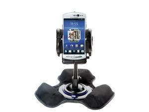 Dash and Windshield Holder compatible with the Sony Ericsson Xperia neo V