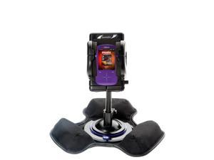 Dash and Windshield Holder compatible with the Sandisk Sansa Fuze Plus