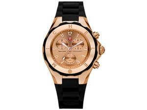 Michele MWW12F000035 Tahitian Jelly Bean Large Rose Gold Tone Women's Watch