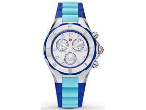 Michele MWW12F000071 Tahitian Jelly Bean Silver Dial Women's Watch