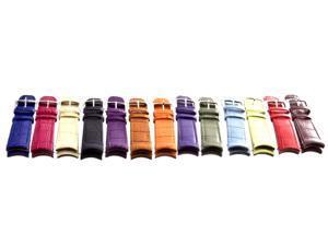 Raymond Weil 20mm Croc Leather Strap Watch Band RW002