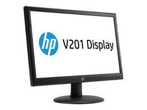 HP V201 19.45-Inch LED Backlit Monitor