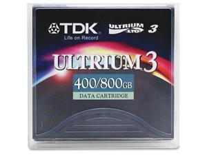 TDK LTO Ultrium 3 Tape Cartridge
