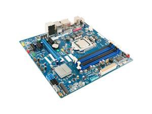 Intel BLKDH77EB LGA 1155 Intel H77 HDMI SATA 6Gb/s USB 3.0 Micro ATX Intel Motherboard