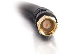 C2G 29135 50 ft. Value Series F-Type RG6 Coaxial Video Cable