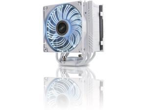 Enermax High Performance CPU Air Cooler - 120 mm - 1800 rpm62.3 CFM - 25 dB(A) Noise - Twister Bearing - 4-pin PWM - Socket T LGA-775, Socket B LGA-1366, Socket LGA 2011-v3, Socket R LGA-2011, Socket