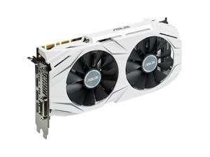 ASUS Dual-fan Radeon RX 480 4GB AMD Gaming Graphics Card with DP 1.4 HDMI 2.0 (DUAL-RX480-4G)