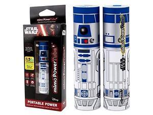 R2-D2 MimoPowerTube2 Star Wars Power Bank 2600mAh | Mimoco