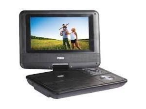 RCA DPDM95R 9-Inch Swivel Portable DVD Player with Digital TV