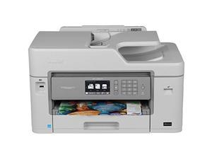Brother MFC-J5830DWXL Duplex 4800 x 1200 dpi USB / Ethernet / Wireless Color Inkjet All-In-One Printer