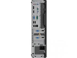 Lenovo ThinkCentre M910s 10MK000NUS Desktop Computer - Intel Core i7 (7th Gen) i7-7700 3.60 GHz - 8 GB DDR4 SDRAM - 1 TB HDD - Windows 10 Pro 64-bit (English) -