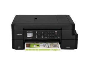 Brother MFC-J775DW Inkjet Multifunction Printer - Color - Plain Paper Print - Desktop - Copier/Fax/Printer/Scanner - 6000 x 1200 dpi Print - Automatic Duplex Pr