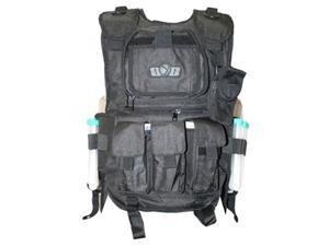 GXG Tactical Vest  ( G-26 ) - 4 + 2 + 1 - Black - OSFM