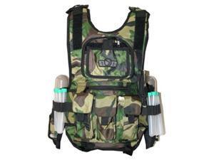 GXG Tactical Vest  ( G-26 ) - 4 + 2 + 1 - Camo - OSFM