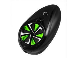 Exalt Paintball Rotor Fast Feed - Black / Lime / White