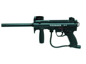 Tippmann A-5 Paintball Marker - E-Grip