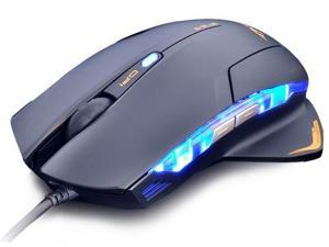 PC Mazer II 1600DPI Wired USB Gaming Optical Mouse for PC Mac
