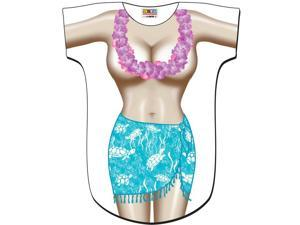 L.A. Imprints Fun Sexy Topless Turtle Beach Wear Swimwear Bikini Cover up T-shirt Style 4538
