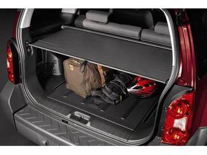 Genuine Nissan Accessories Retractable Cargo Area Cover 999N3-KR000