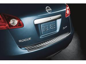2011-2013 Nissan Rogue Rear Bumper Protector (999T6-GU000)