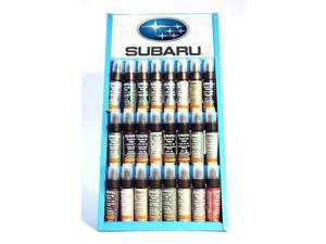 GENUINE SUBARU TOUCH UP PAINT - 09V - GRAYSTONE METALLIC