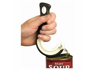 Jokari Ring Pull Can Opener J Shape Dishwasher Safe Non Slip Handle