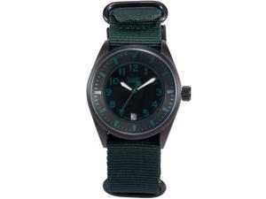 Shark Army Men's SAW107 Analog Quartz Date Display Military Nylon Band Wrist Watch