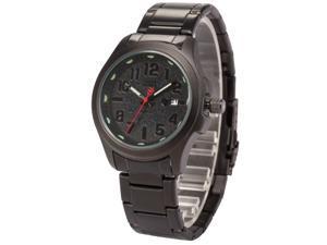 Shark Army Mens SAW127 Military design Date Display Steel Band Quartz Watch