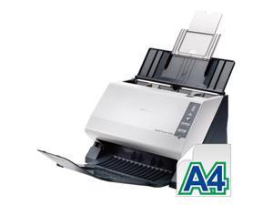 "Avision AV185+ Color Simplex 40ppm CCD 600dpi Sheetfed Scanner 8.5"" x 118"" One Press"