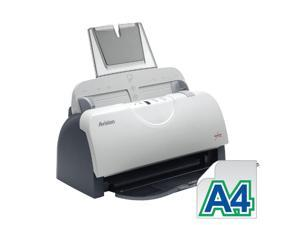 "Avision AV122 Color Duplex 18ppm/36ipm CCD 600dpi Sheetfed Scanner 8.5"" x 14"" One Press, Brand New Condition, User Manual in CD"