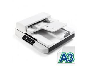 "Avision AV5400 Color Duplex 50ppm/100ipm CIS 600dpi A3 Flatbed & ADF Scanner 11.7"" x 118"" One Press"