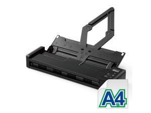 "Avision AV110 Li-ion battery CIS 1200dpi Portable Compact Mobile Sheetfed Scanner 8.5"" x 14"" LED Instant On One Press"