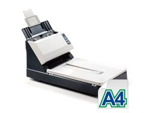 "Avision AV1880 Color Duplex 40ppm/80ipm CCD 600dpi Flatbed & ADF Scanner 8.5"" x 118"" LED Instant On One Press"