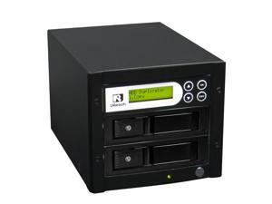 "UReach 1:1 Tower HDD 2.5""& 3.5"" HDD/SSD Duplicator and Wipe system - High Speed(9 GB/Mins)"