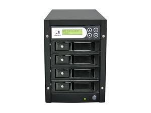 """UReach 1:3 Tower HDD  2.5""""& 3.5"""" HDD/SSD Duplicator and Wipe system - High Speed(9 GB/Mins)"""