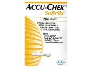 Accu-Chek SoftClix 200