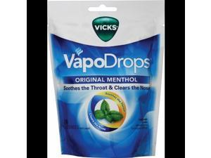 Vicks Vapodrops Original Menthol 24 Drops