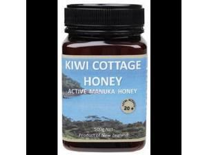 Kiwi Cottage Manuka Honey 500g