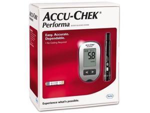Accu-Chek Performa Blood Glucose Meter Kit