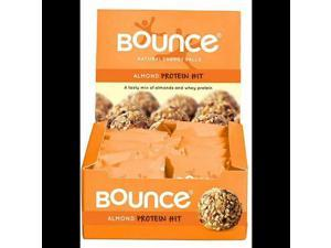 Bounce Almond Protein Hit Balls 12x40G