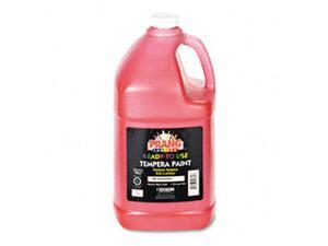 Ready-to-Use Tempera Paint Red 1 gal