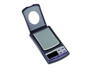 Handheld Mechanical Utility Balance Scale, 500g Capacity, 2-1/2 x 3 Platform
